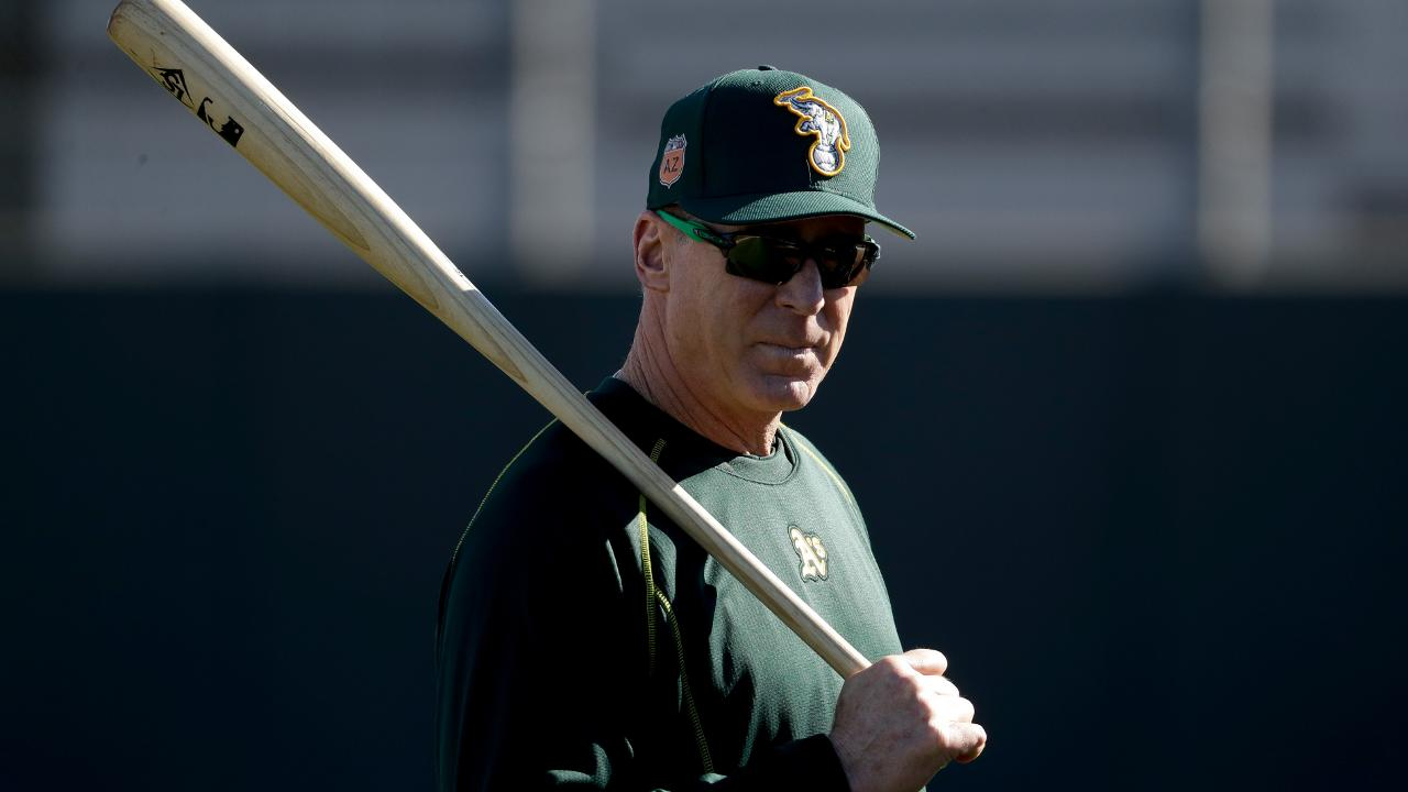 A's Melvin on board with rule change