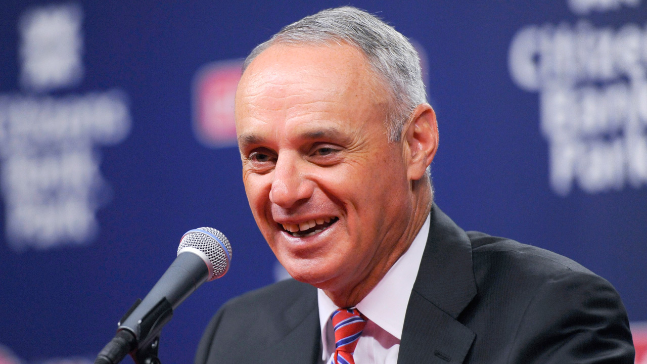 Commissioner Manfred to stop by High Heat