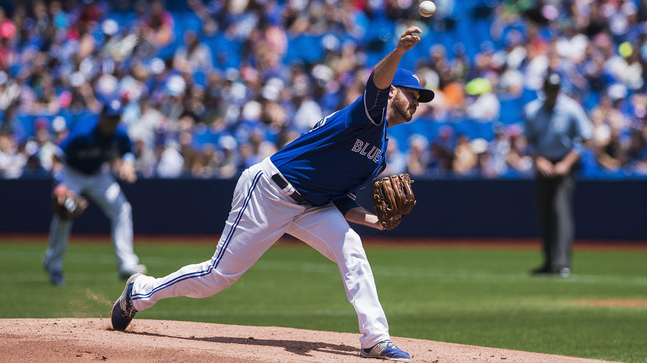Blue Jays option trio to Triple-A Buffalo