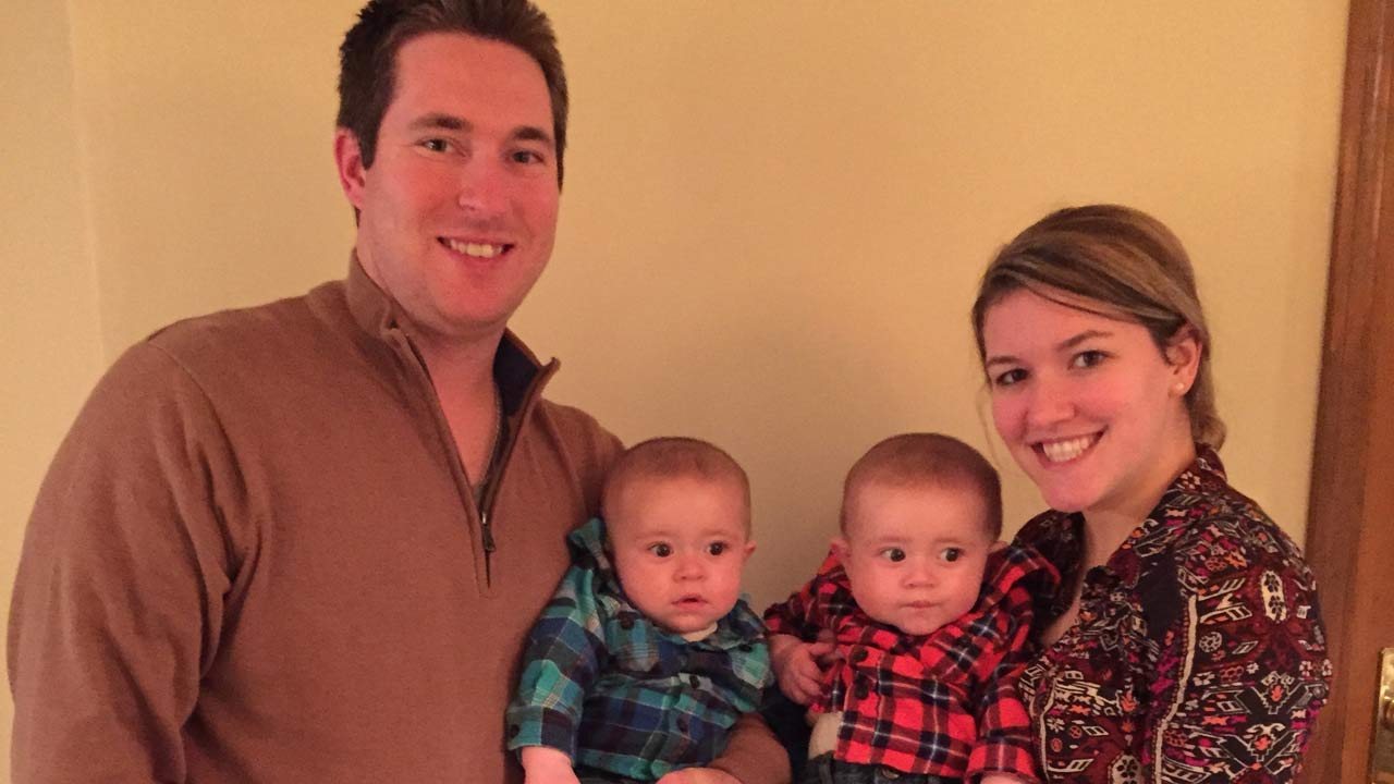 Holidays extra special for new dad Gyorko