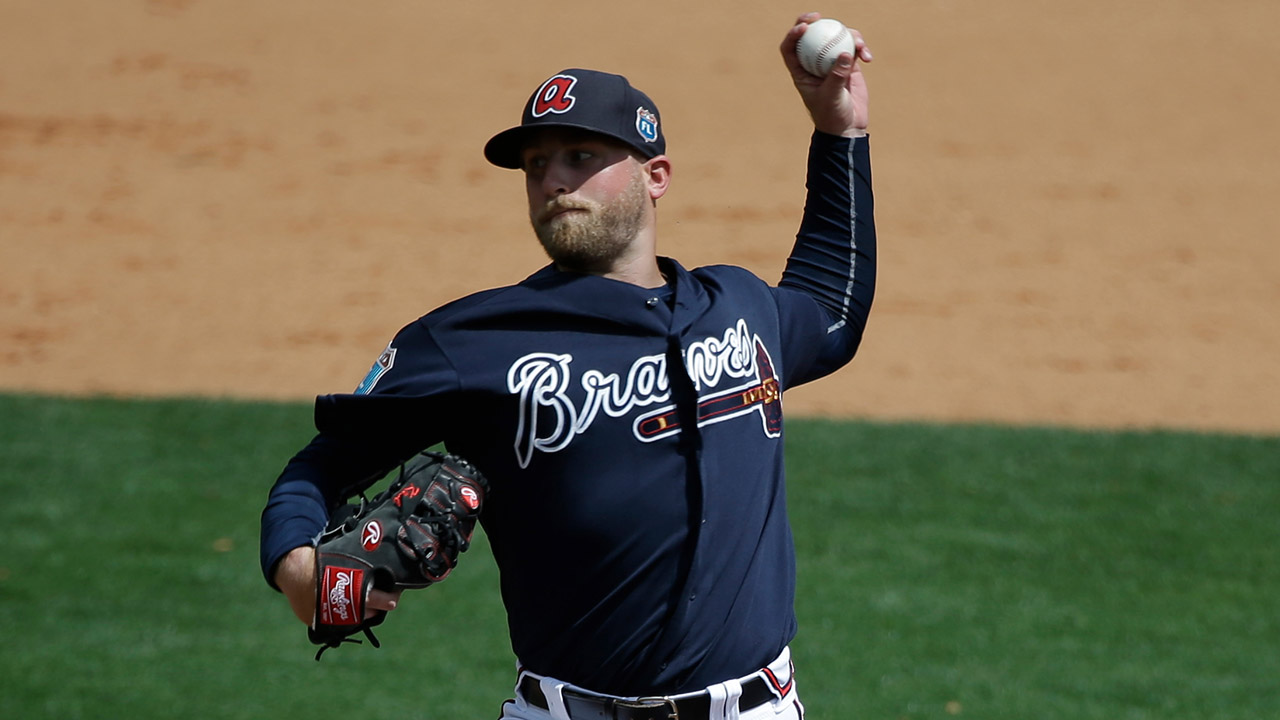 Lefty Krol among 4 Braves sent to Minor Leagues