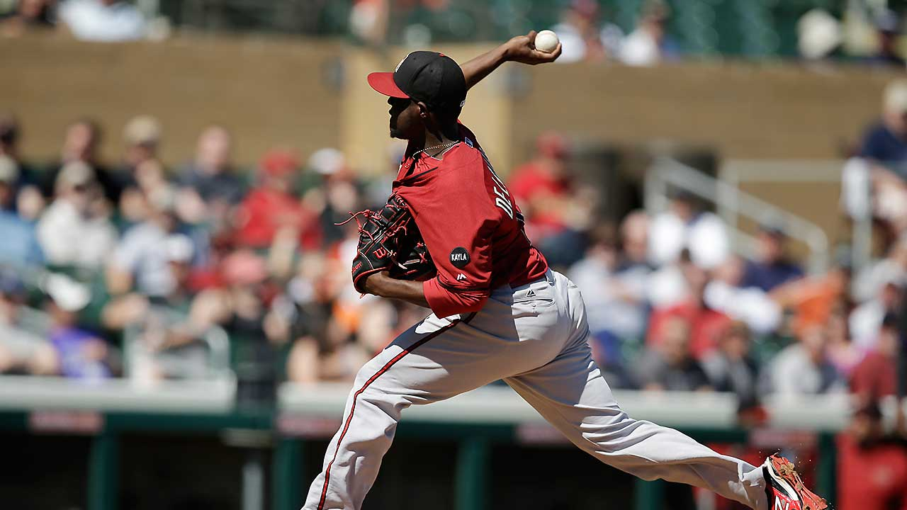 Ibarra y Pacheco lideran triunfo de D-backs vs. Rockies
