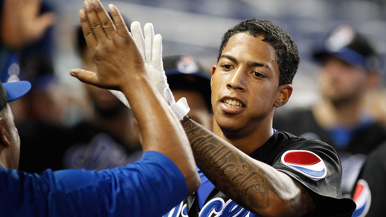 KC's Mondesi sees action with Licey in Miami