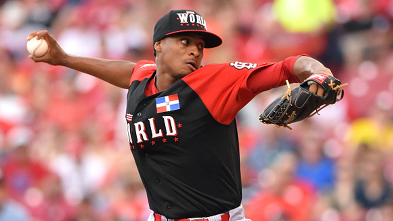Padres' Perdomo aims to beat the odds