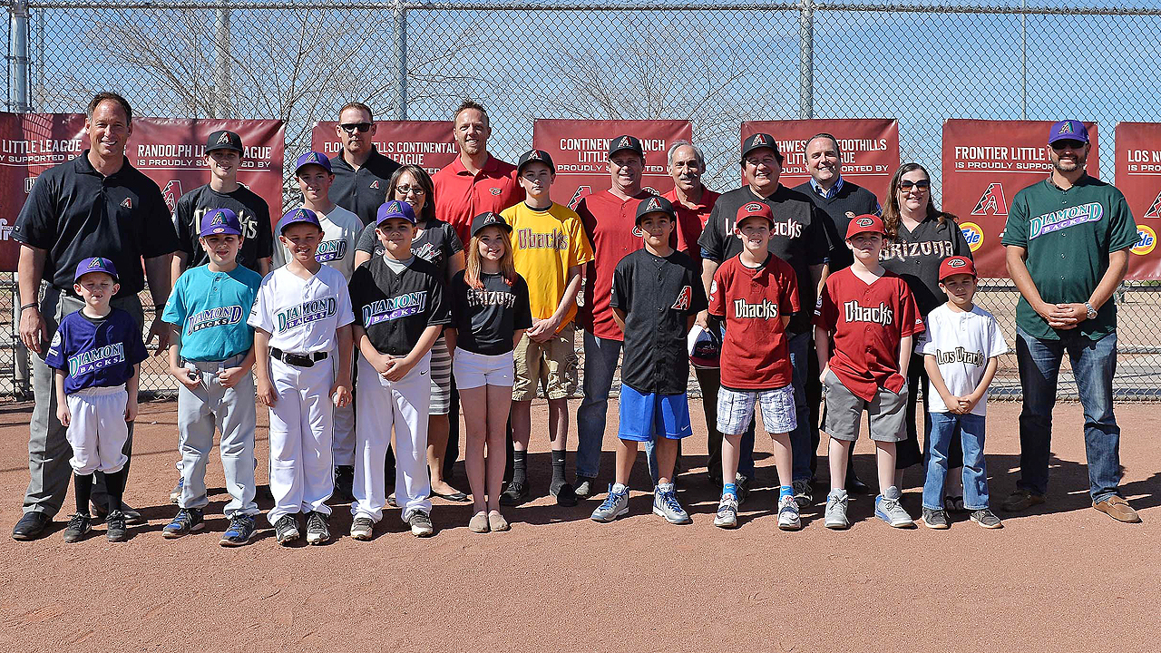 D-backs expand Give Back Jersey program in Tucson, Marana