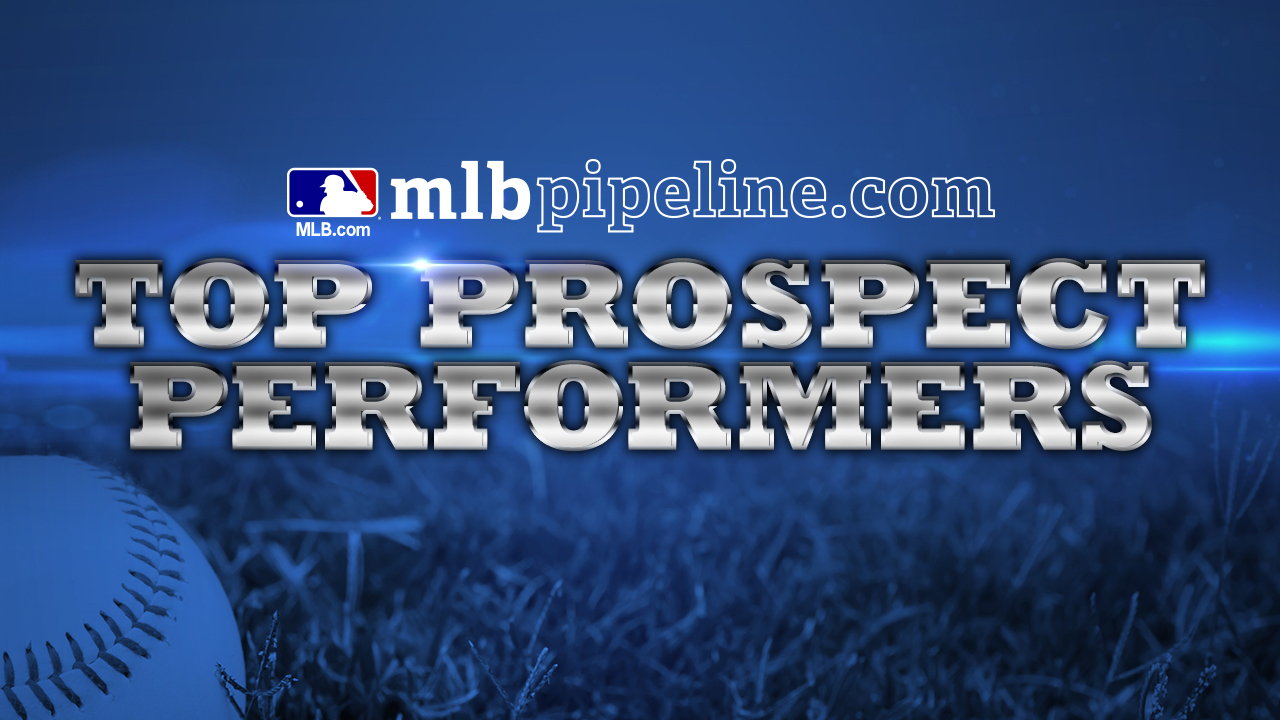 Greene, Judge among top prospect performers Tuesday