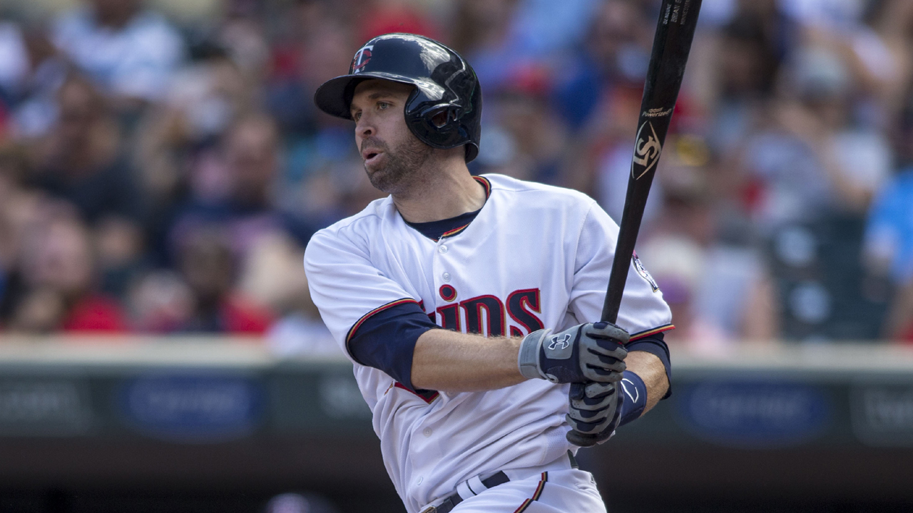 Brian Dozier Heating Up At Plate For Twins