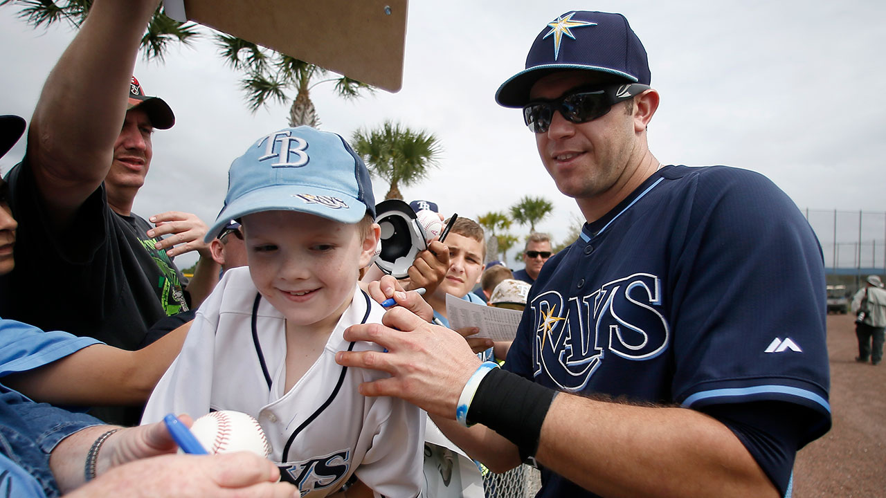 Rays unveil schedule for Spring Training