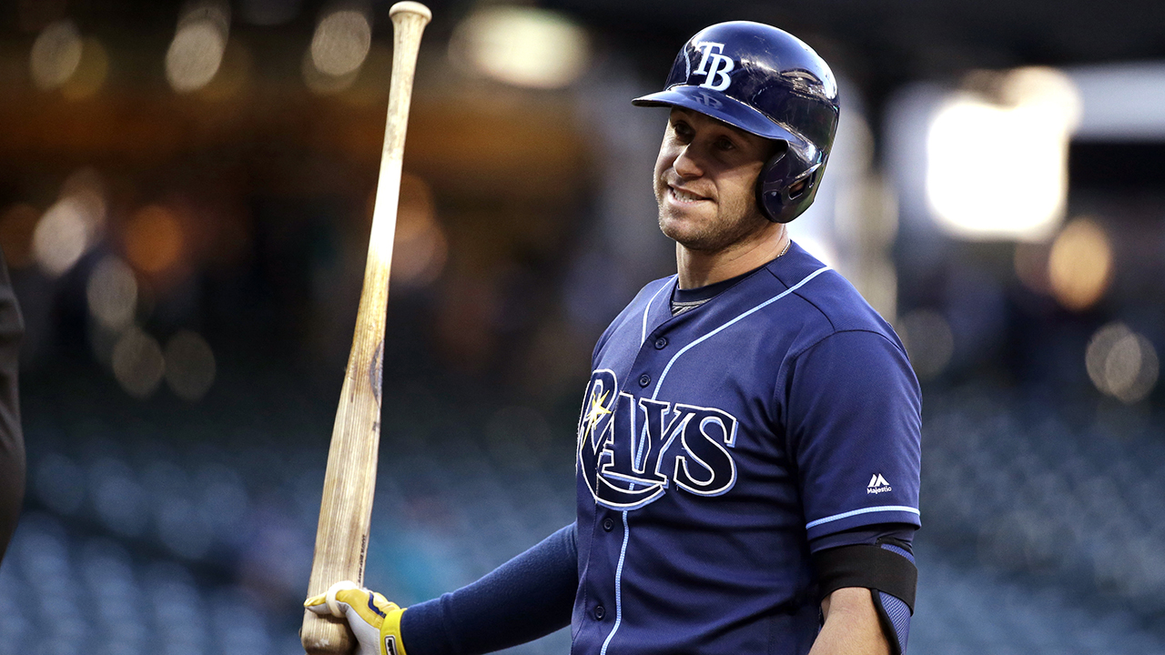 Tres jonrones no son suficiente y los Rays caen en Seattle