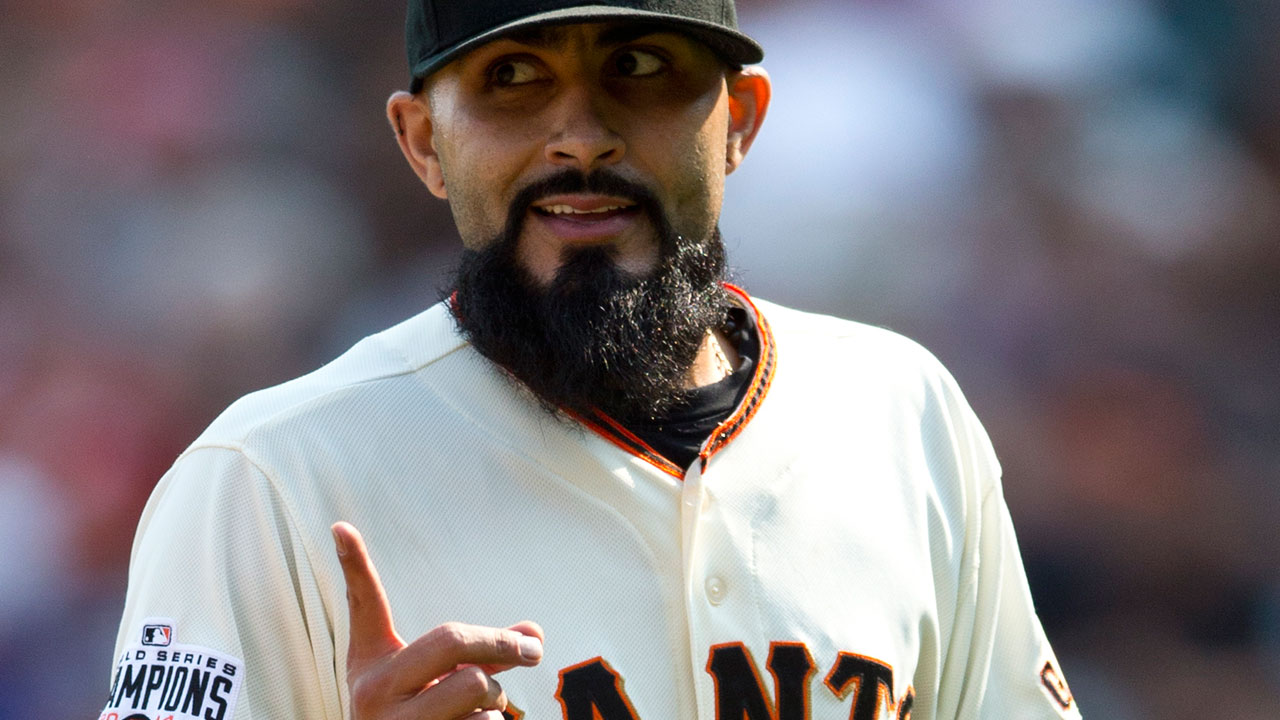 Watch Mlb Network >> Sergio Romo one of greatest Giants relievers | MLB.com