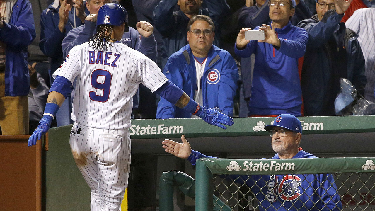 Cubs score 17 runs in rout of Mets