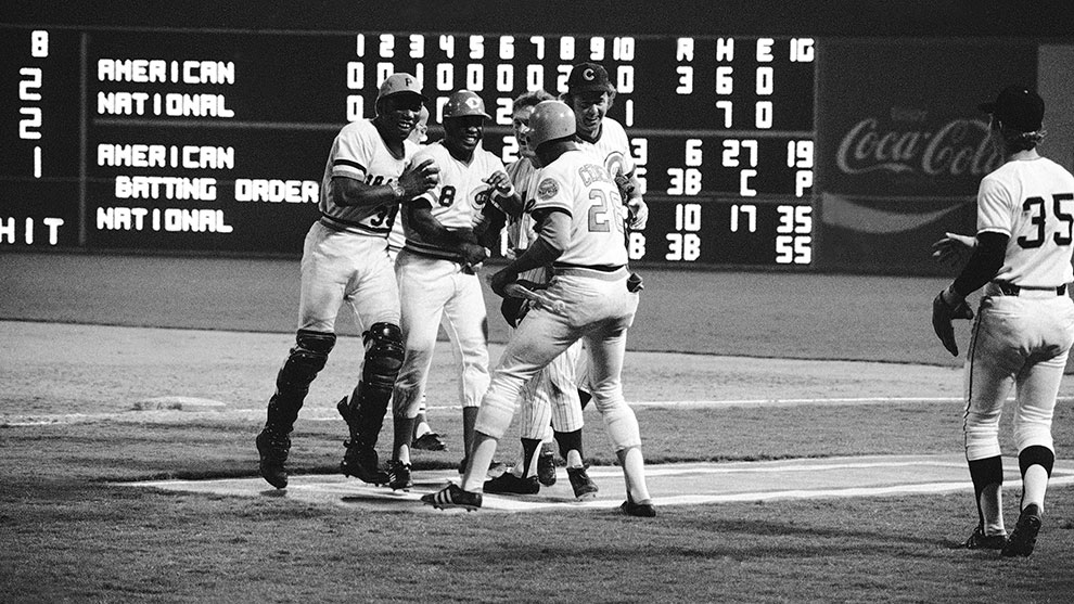 History: 1972 All-Star Game