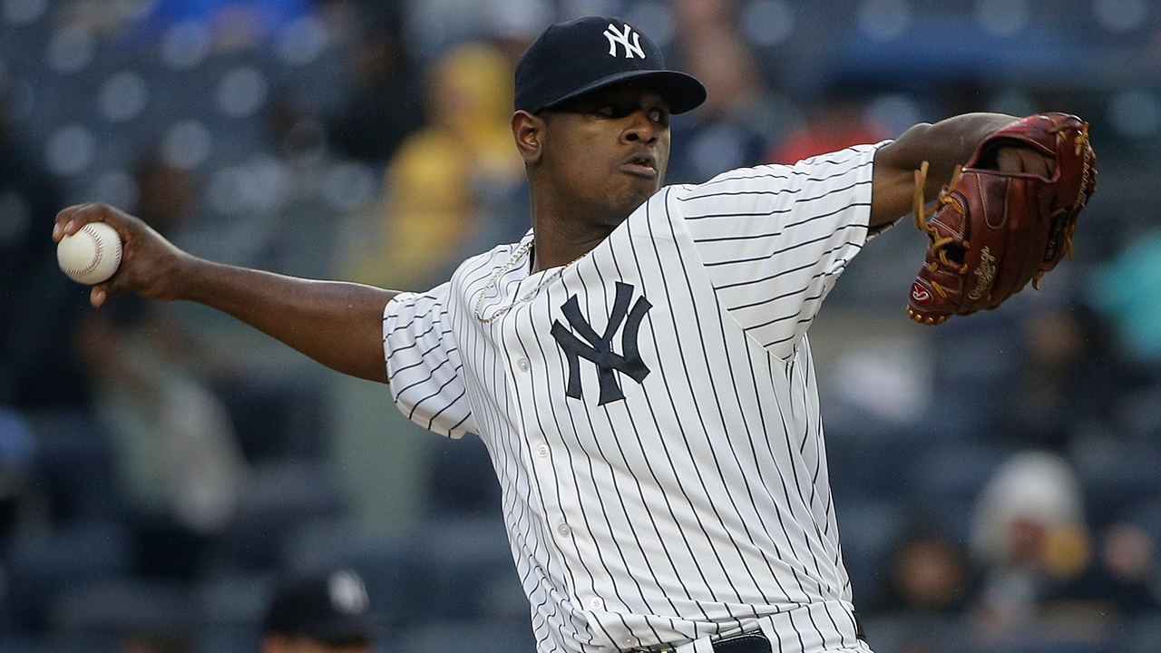 Severino progresses with Minors rehab start
