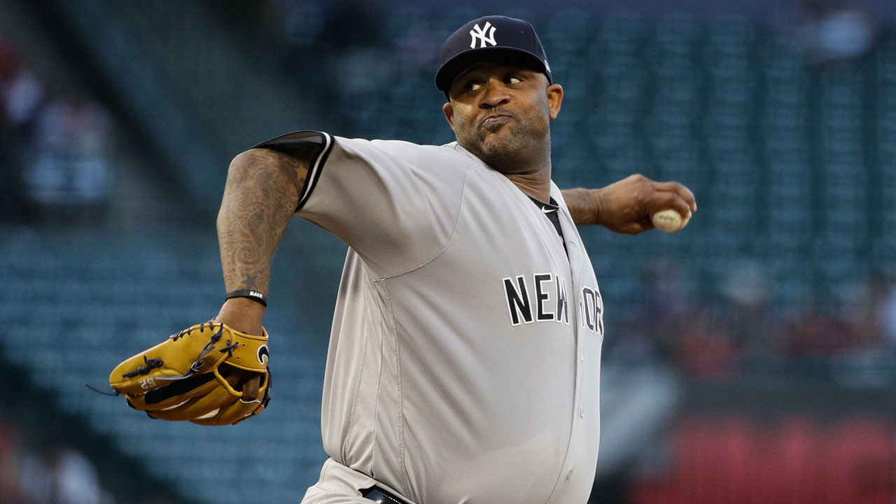 cc sabathia - photo #1