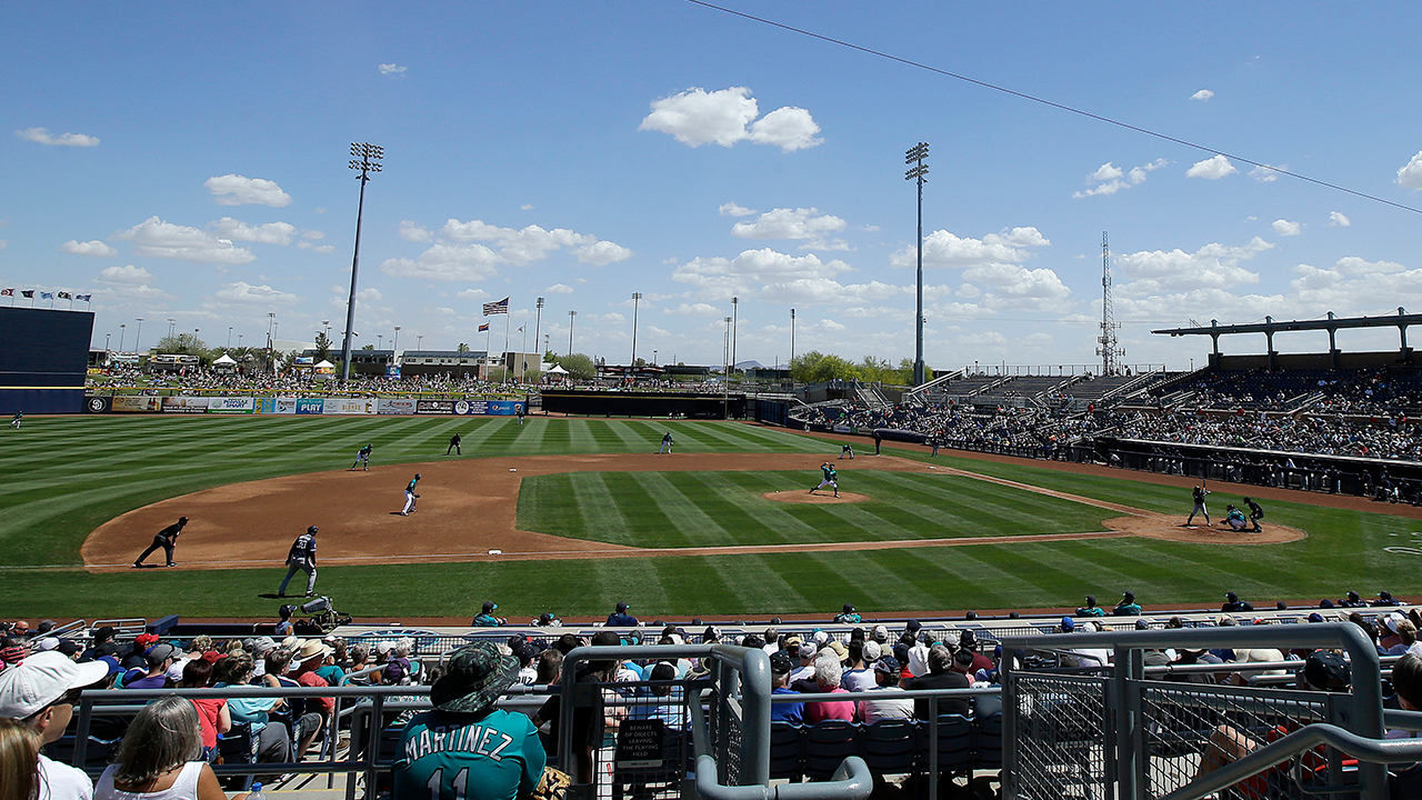 Mariners announce 2017 Spring Training schedule