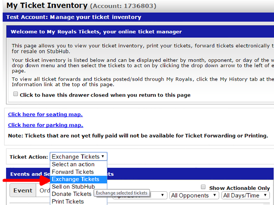 Ticket Exchange Step-by-Step Guide | MLB com