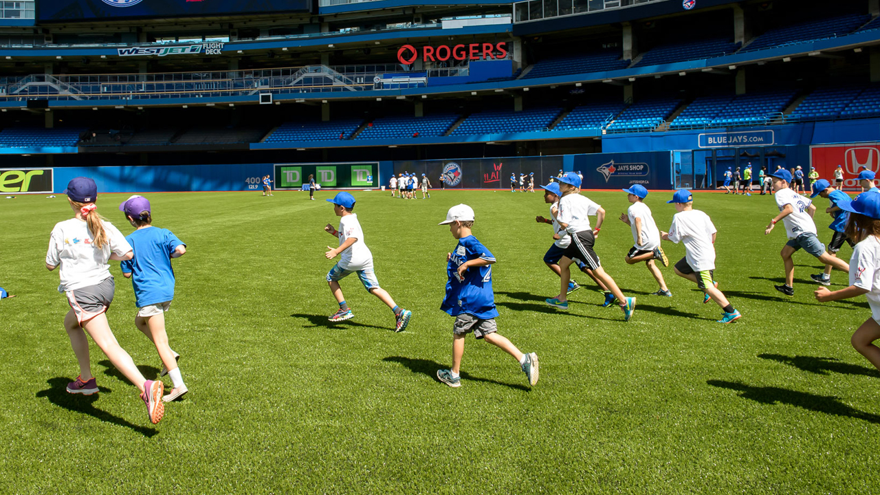 Blue Jays, JDRF continue to team up for diabetes education