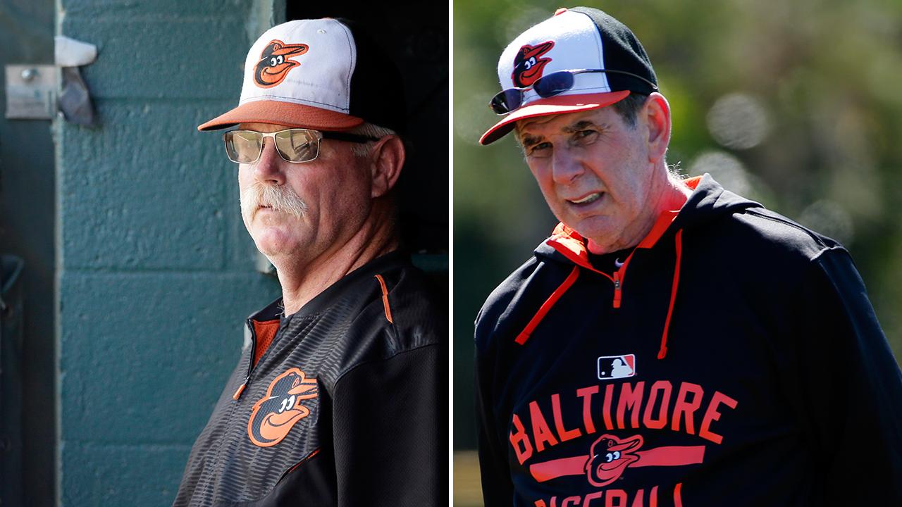 Chiti, Wallace to return to Braves' organization