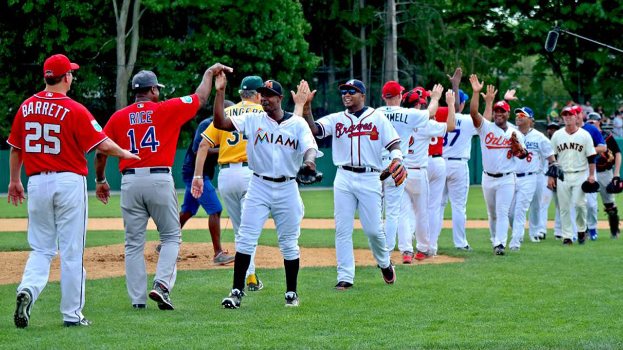 Knucksies edge Wizards in Hall of Fame Classic
