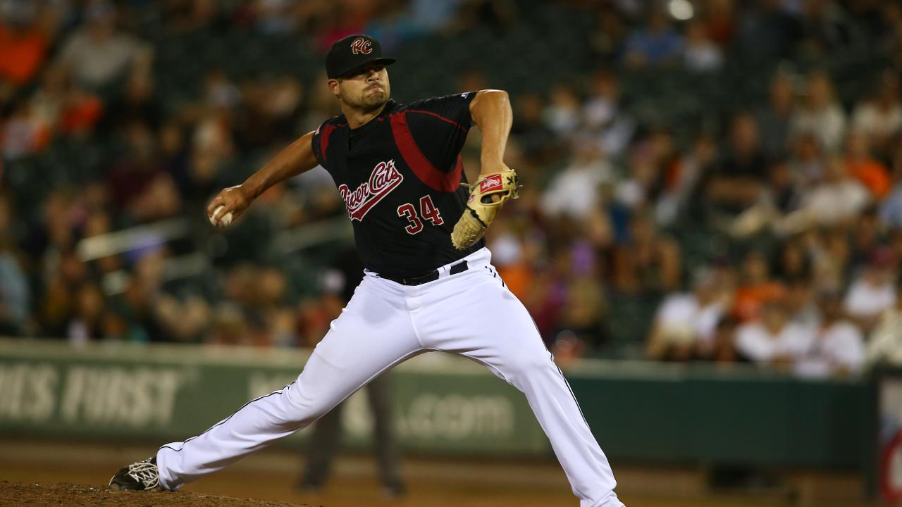 D-backs adquieren a Cody Hall en canje con Gigantes