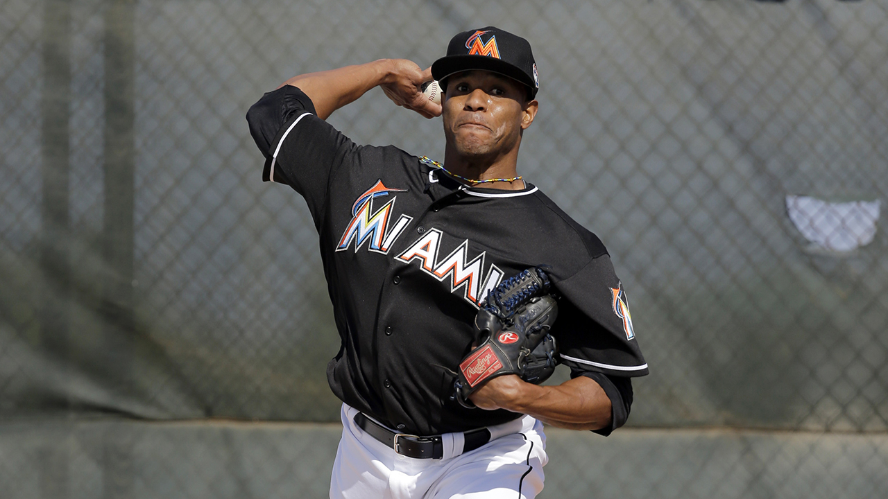 Marlins prefer Edwin Jackson in the rotation | MLB.com