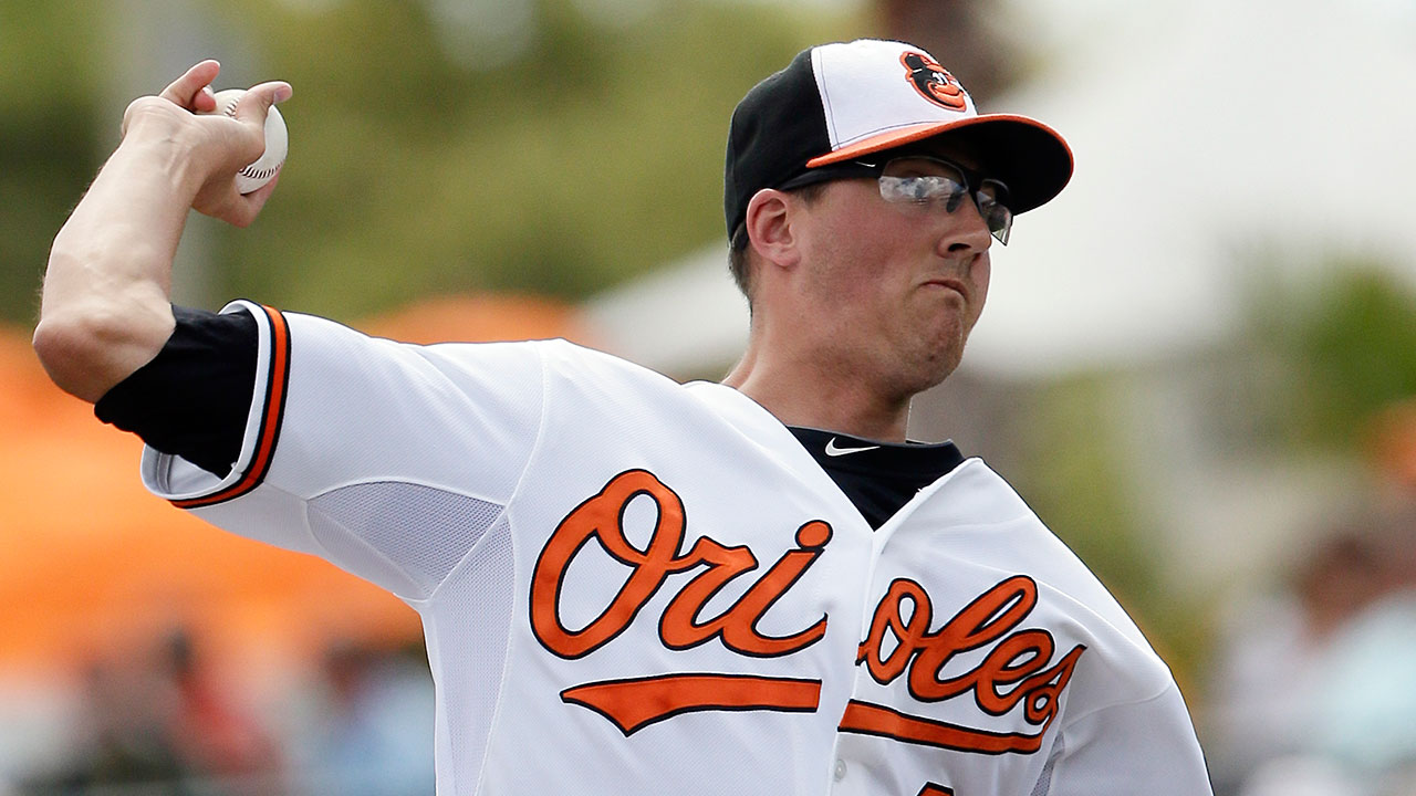 Orioles want Gausman ready to be both a starter and reliever