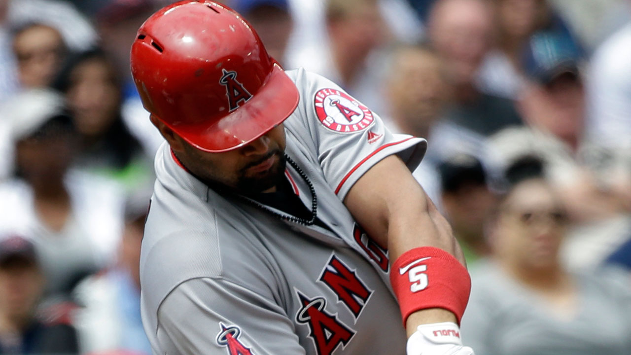 Pujols passes Big Mac with 584th HR