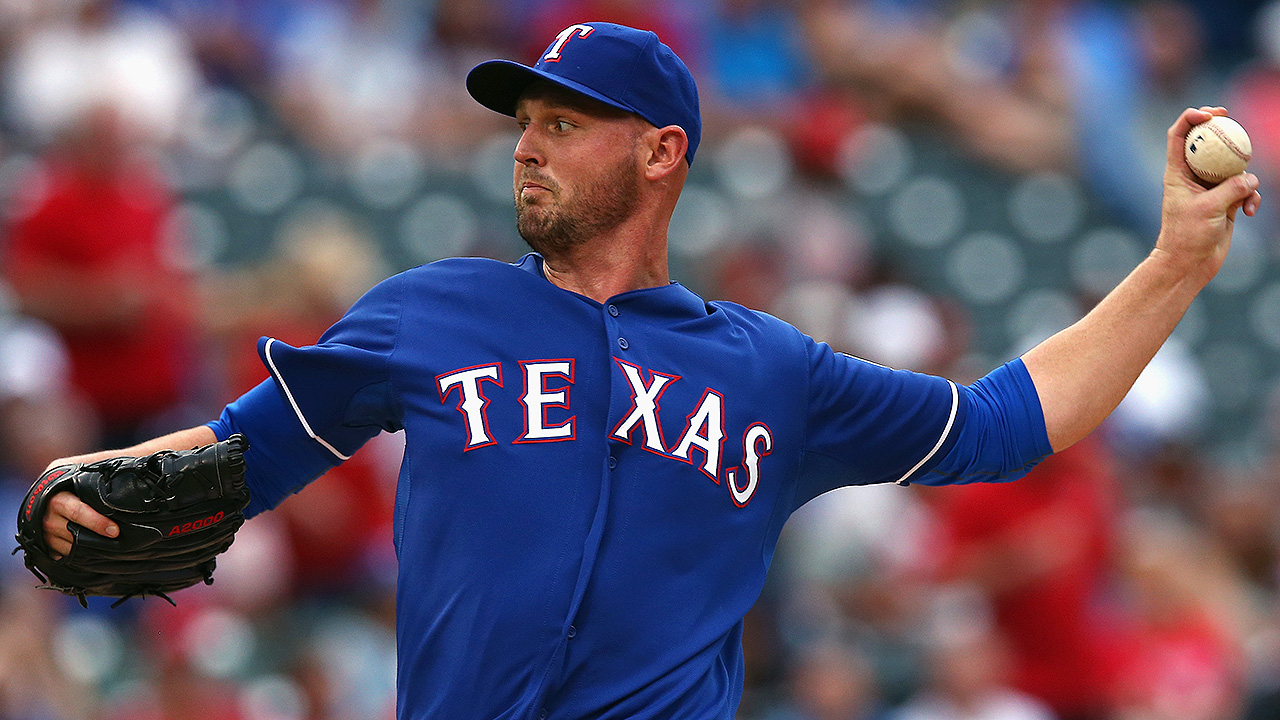 Acquired in Hamels deal, Harrison cut by Phils