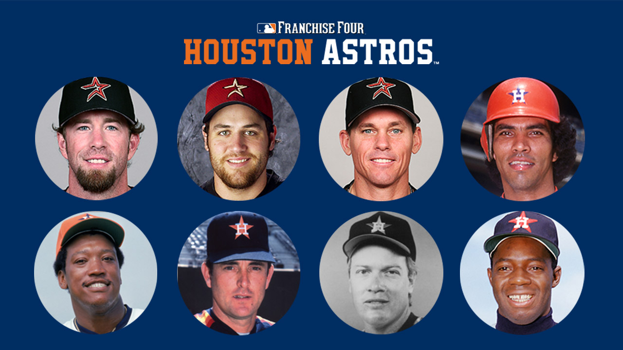 Astros have 3 Killer B's, Ryan in Franchise Four lead