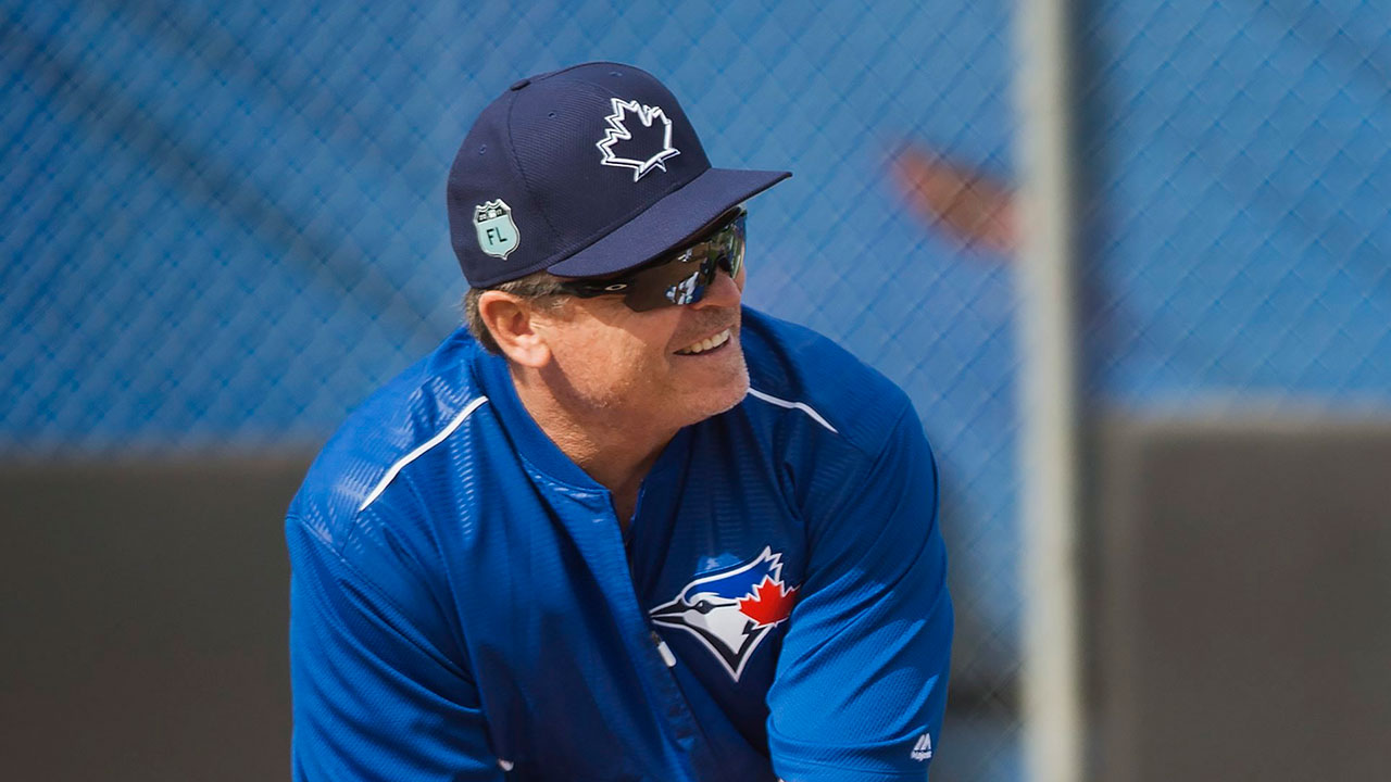 Gibbons using spring to evaluate youth