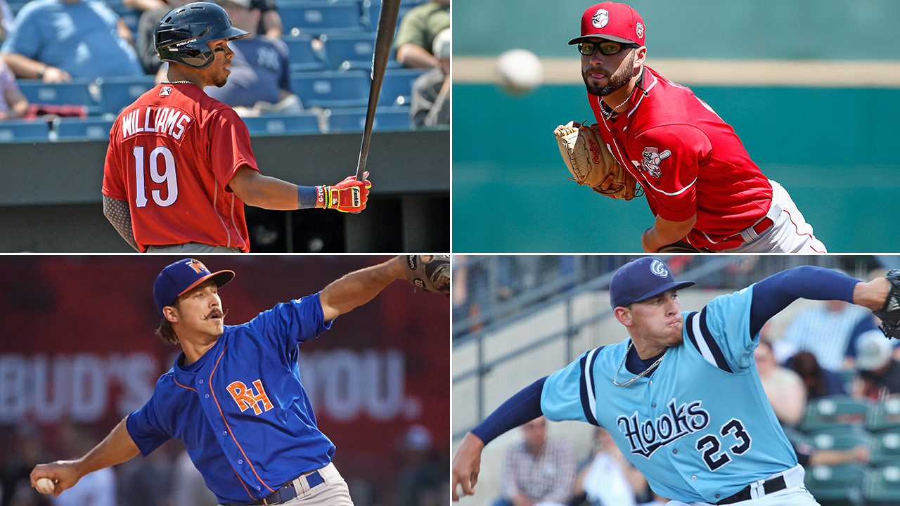 Pipeline preview: Phils' Williams, Reds' Reed among those to wa…