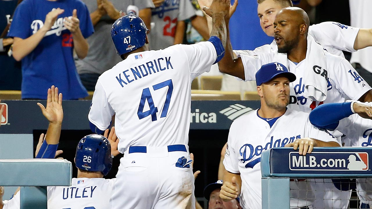 Dodgers rally vs. Mets in Game 2 to even NLDS | MLB.com