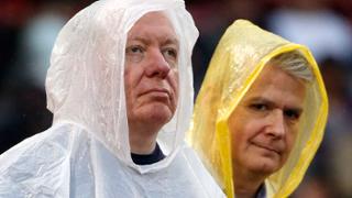 Red Sox-KC opener postponed due to rain