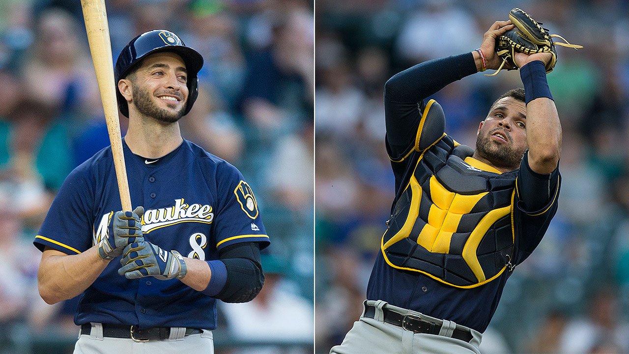 Braun, Pina each at home with newborn