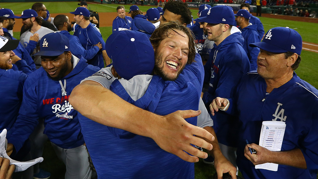 Dodgers beat Nationals in NLDS to go to NLCS | MLB.com
