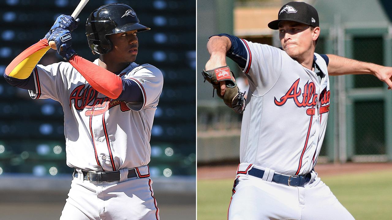 Braves' Acuña, Fried named Arizona Fall League Players of the Week
