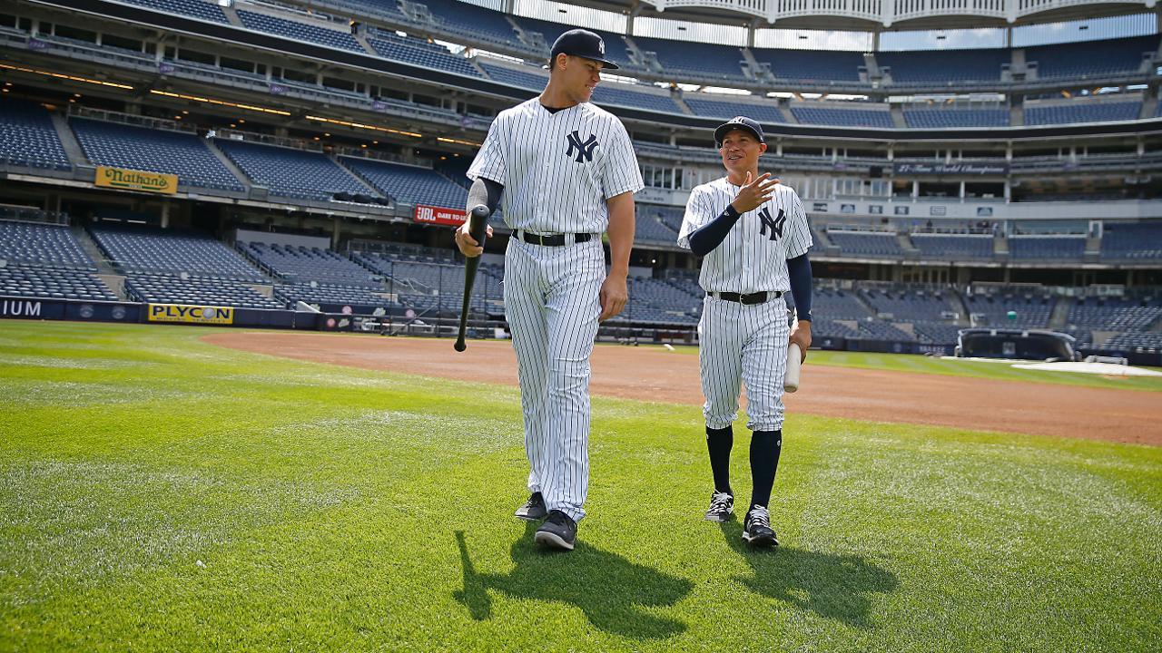 Judge, Torreyes have Yankees success in common | MLB.com