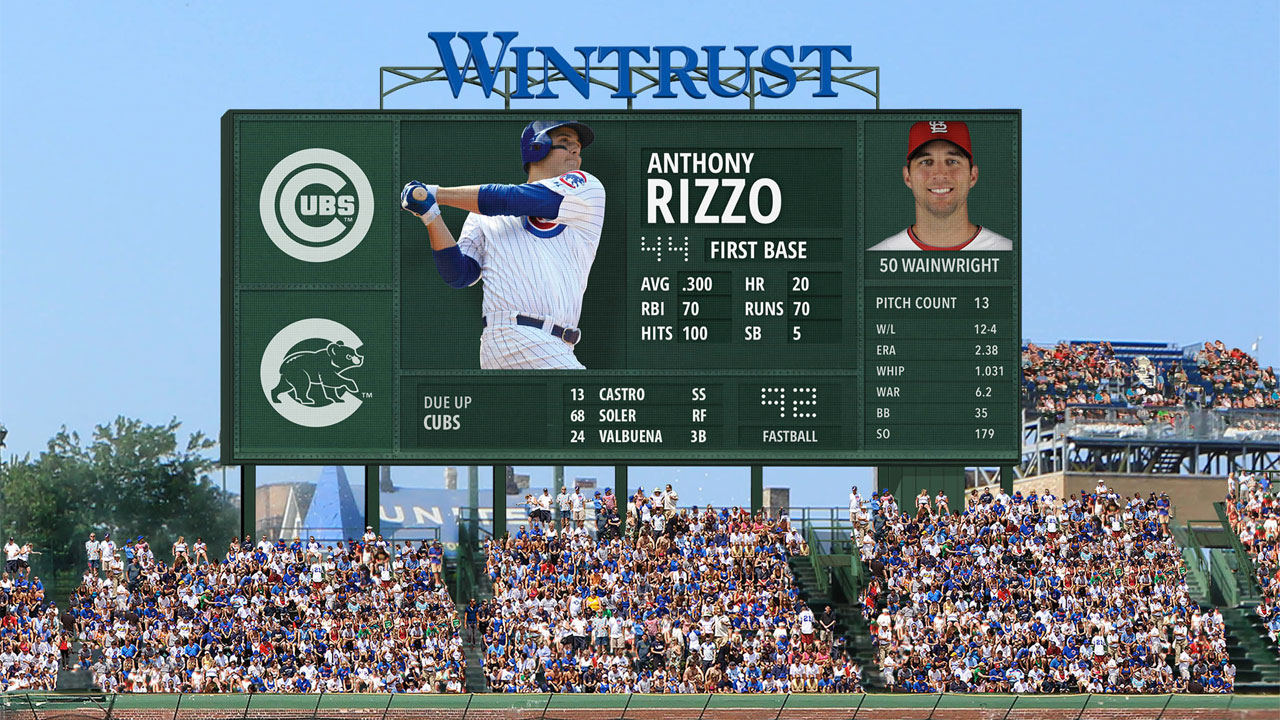 Cubs, WinTrust establish Legacy Partnership