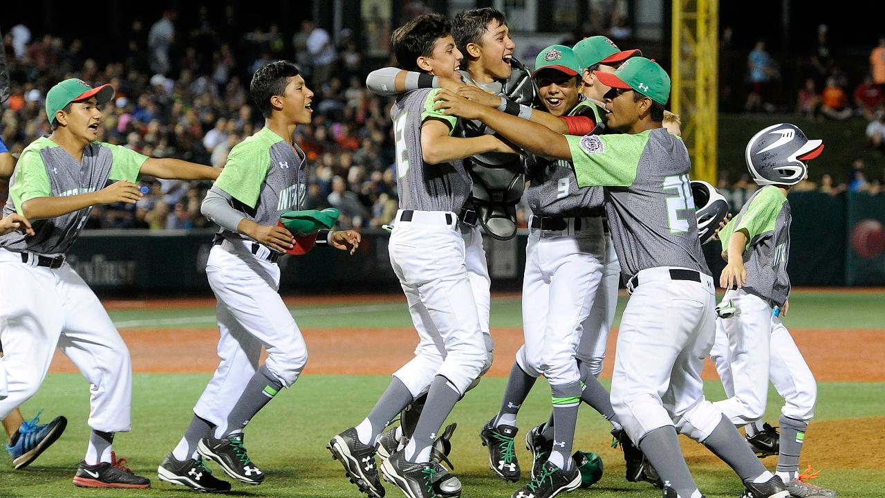 Mexico bests USA Southeast in Cal Ripken World Series