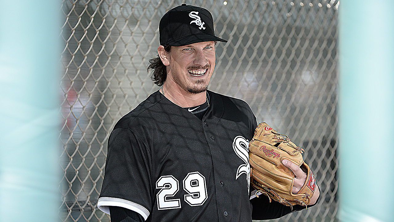 Who is the real Samardzija?