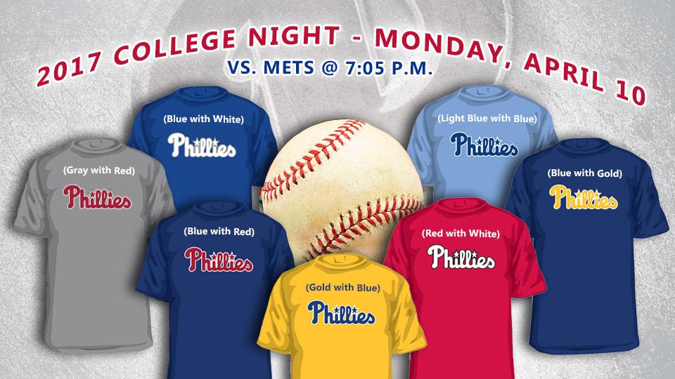 Phillies Theme Nights | MLB.com