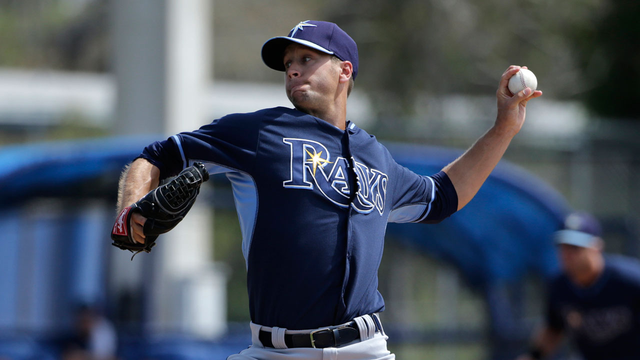 Rays, Orioles game washed out