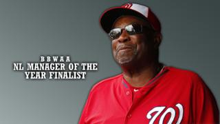 Baker finishes third in Manager of the Year voting