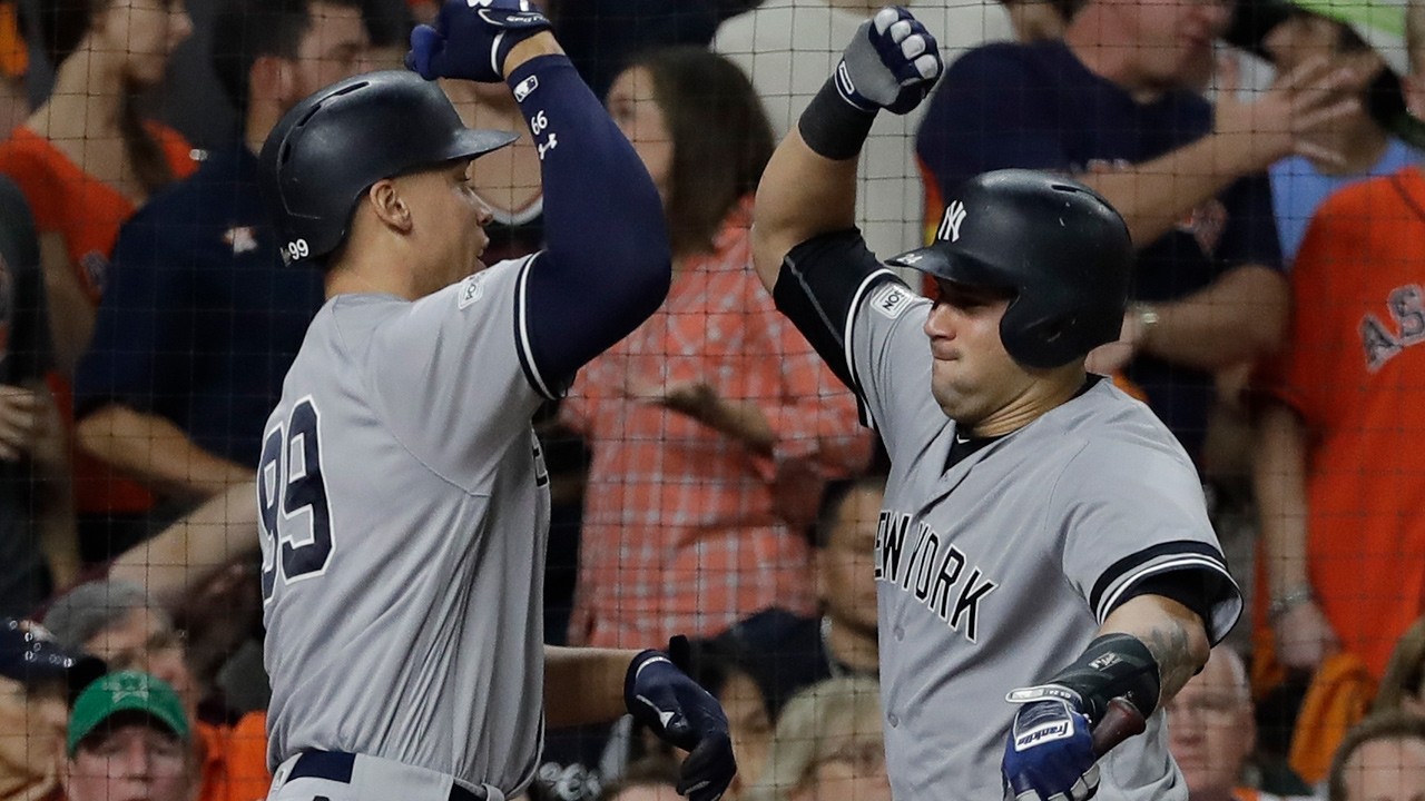 Yankees' roster built for future success
