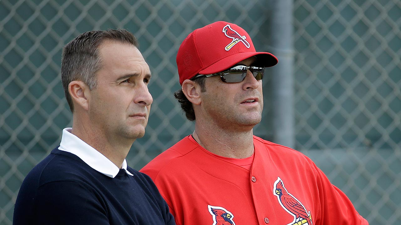 As Deadline nears, Cardinals remain quiet -- for now