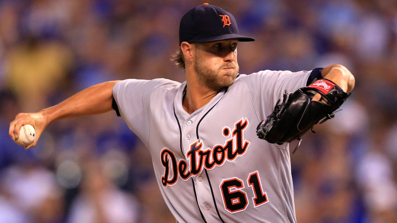 Tigers looking for depth in bullpen setup roles