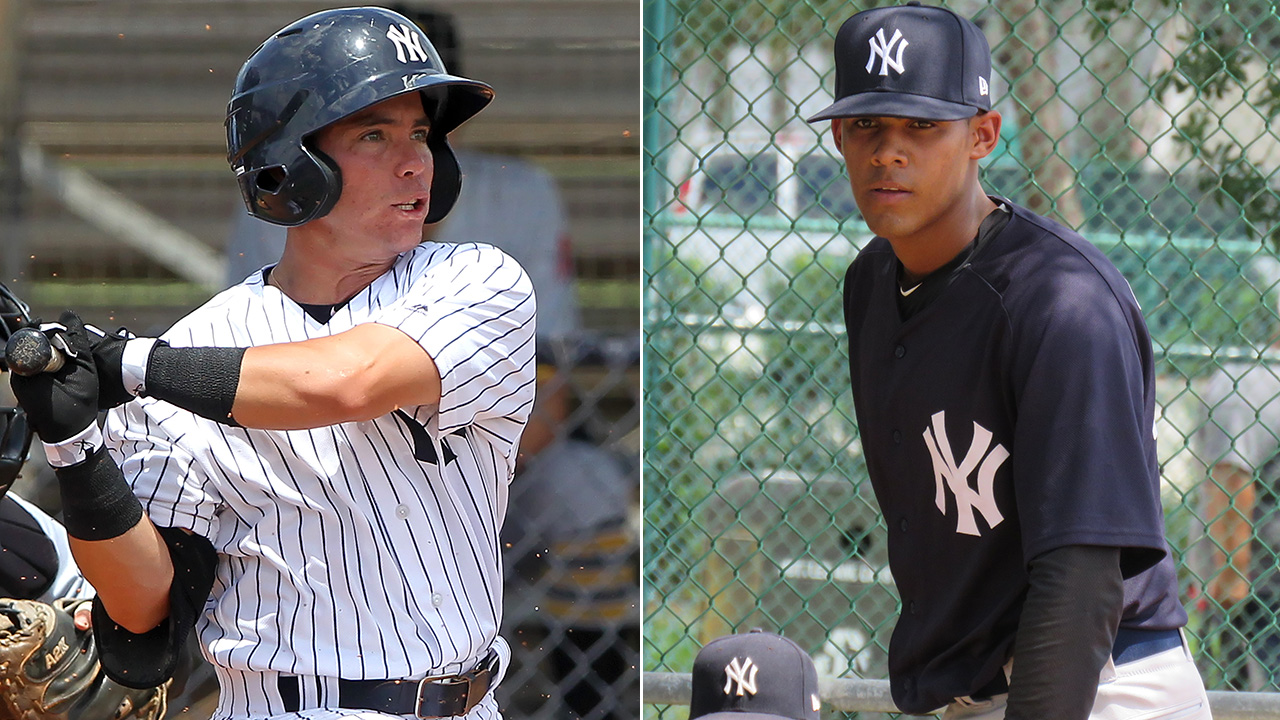 Carrera, Rijo lead Yankees to GCL title