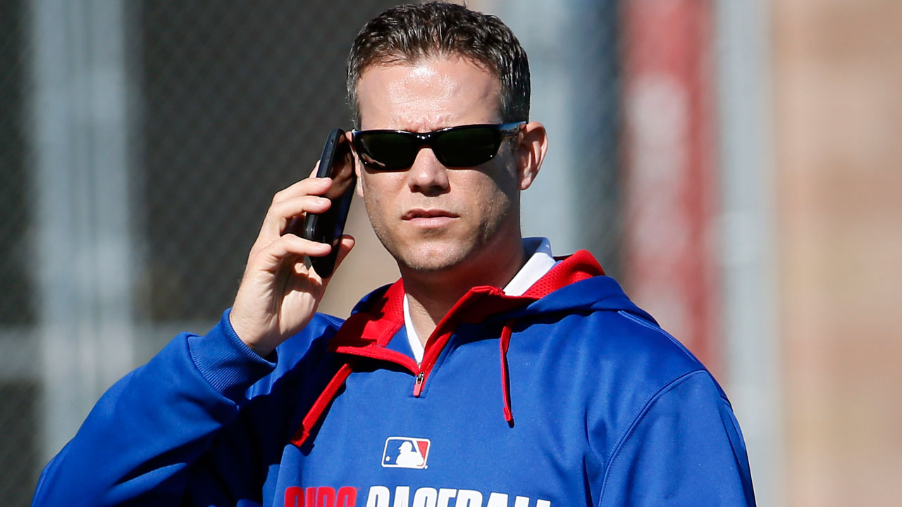 Epstein cautiously optimistic about Cubs