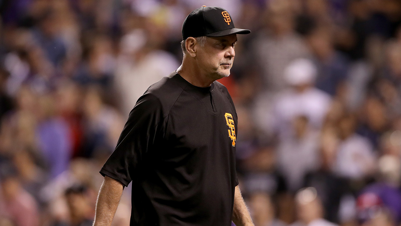 Challenging season not keeping Bochy down