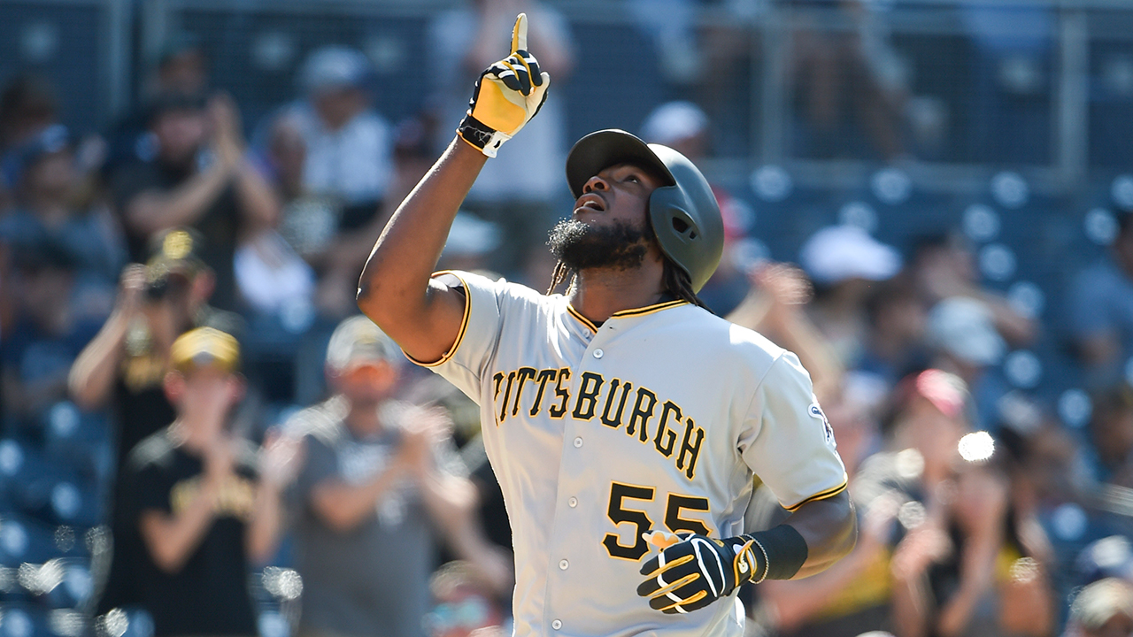 Josh Bell's rookie success can't be overlooked